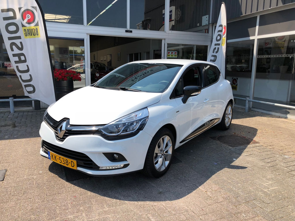 Renault Clio TCe 0.9 Limited