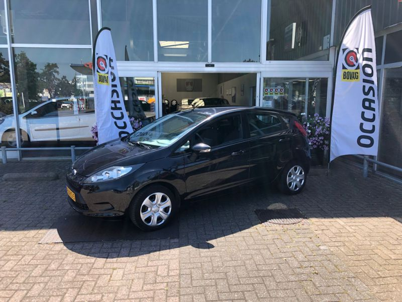 Ford Fiesta Limited 2010 46 NKS 5 2