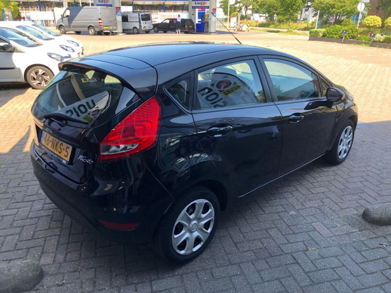 Ford Fiesta Limited 2010 46 NKS 5 7