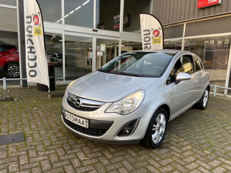 Opel Corsa Automaat 2011 32 SNV 8 1