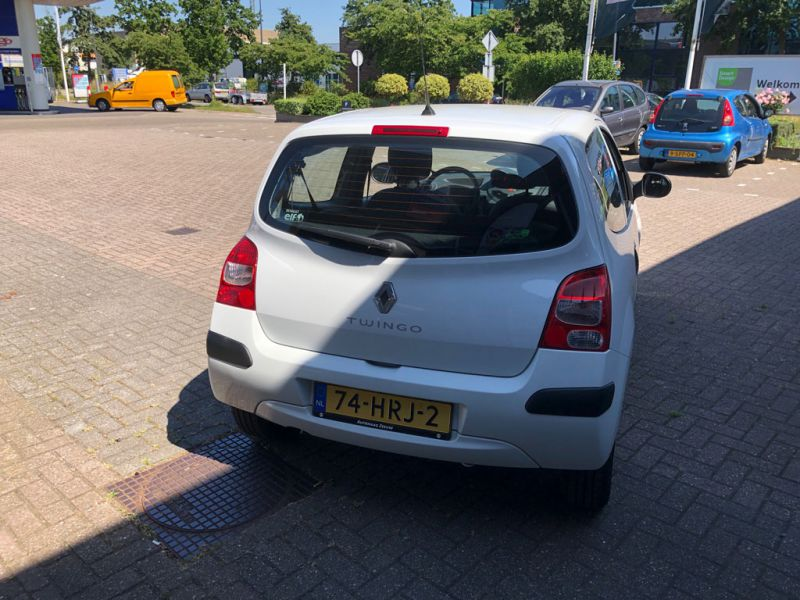 Renault Twingo Authentique 2009 74 HRJ 2 7